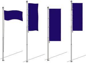 Изготовление флагштоков в Сочи